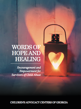 cacga has published a book words of hope and healing