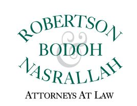 Robertson, Bodoh, Nasrallah Attorneys at Law